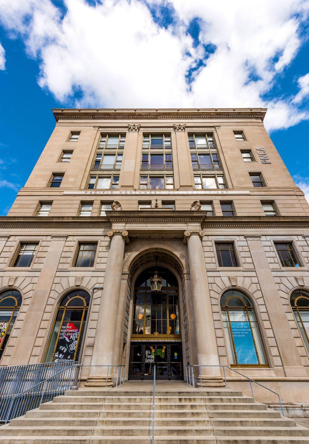 PNCA Building