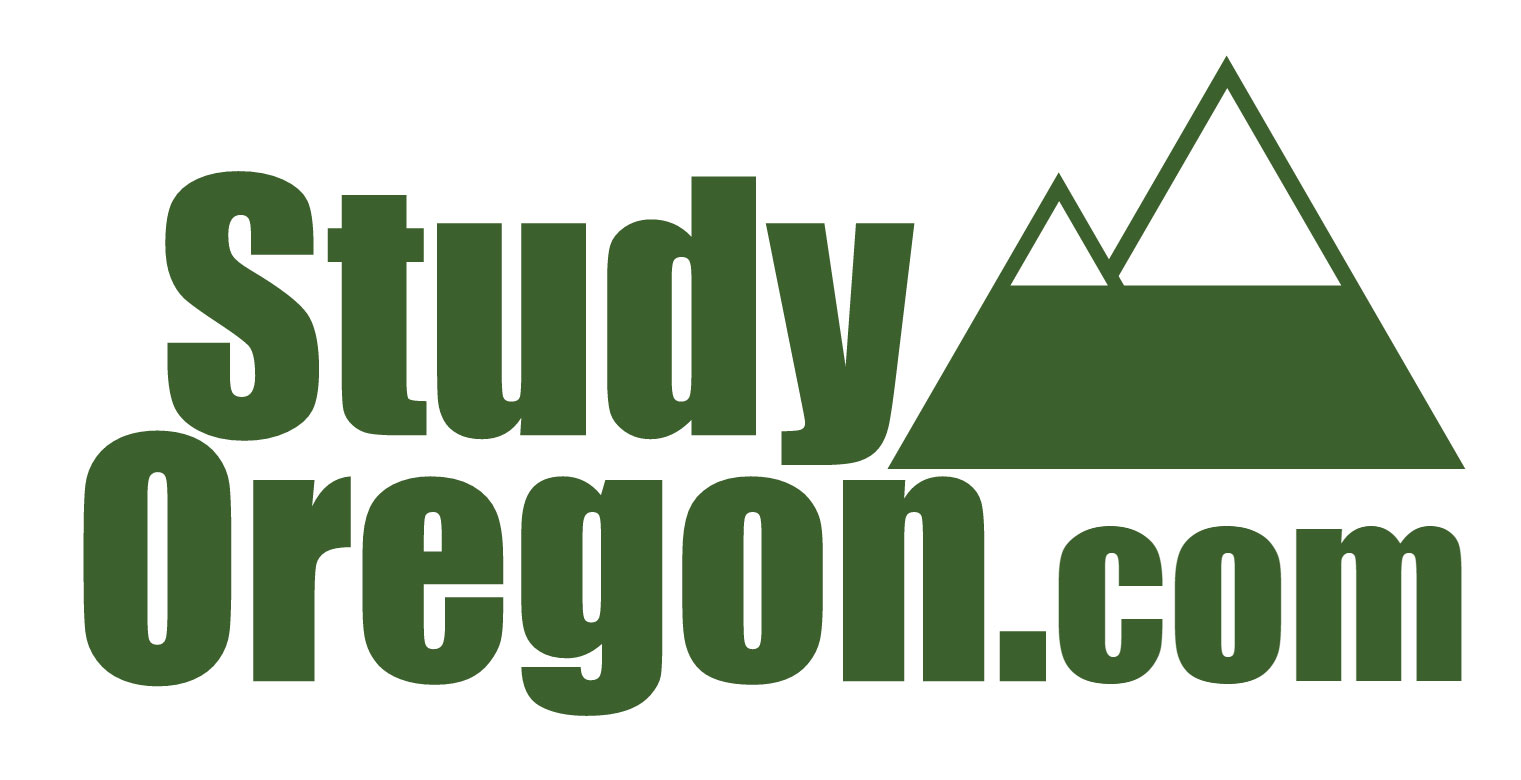 Study Oregon Logo
